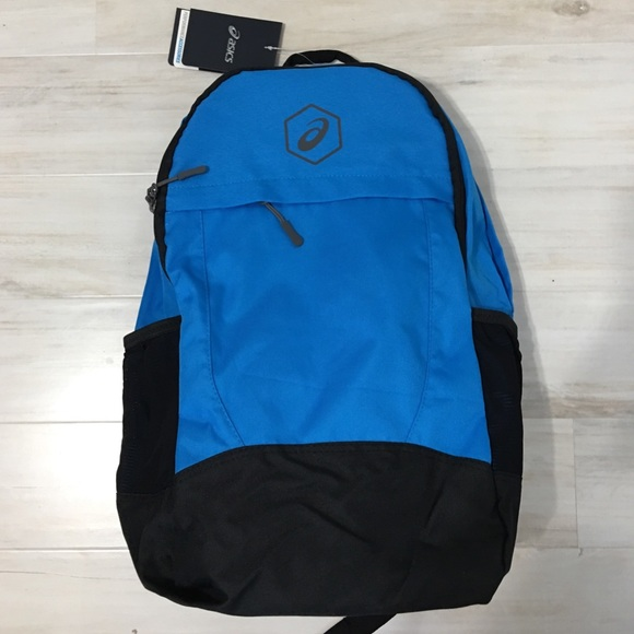 281047e7698d NWT Asics Blue Backpacks 🎒